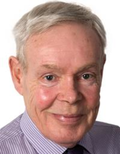 Portrait of Ciarán O'Moore