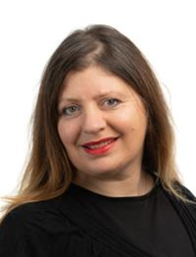 Portrait of Donna Cooney