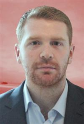 Portrait of Gary Gannon