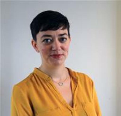 Portrait of Janet Horner