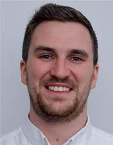 Portrait of Kevin Donoghue