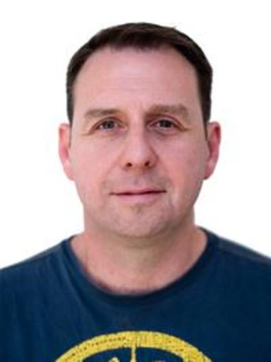 Portrait of Michael O'Brien